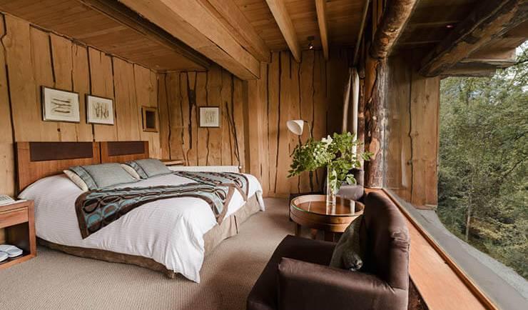 Rustične hotelske sobe